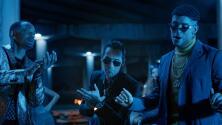 Marc Anthony, Bad Bunny y Will Smith, juntos por primera vez en el escenario en los Latin GRAMMY