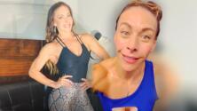 """Sudando y desde el 'gym', Vanessa Guzmán manda un mensaje a """"la gente que la odia"""" por su físico"""