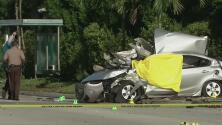 Identifican al conductor que provocó un accidente que dejó tres personas muertas en el suroeste de Miami-Dade