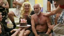 Radamés acabó llorando por todo el amor que recibió en el festejo sorpresa por su cumpleaños