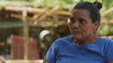 Le mataron a sus hijas cuando intentaron cruzar la frontera y ahora teme por la vida de sus hijos