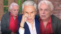 El angustioso desmentido de Enrique Guzmán a la acusación de abuso de Frida Sofía