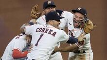 Los Astros de Houston logran una victoria histórica que los clasifica a la Serie Mundial