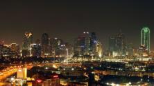 Una noche de condiciones agradables y cielos mayormente despejados le espera a Dallas este lunes