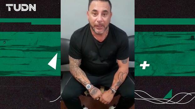 Mohamed recupera camioneta robada en Argentina