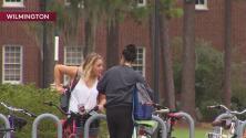 Universidad de Carolina del Norte en Wilmington cancela clases debido a Dorian