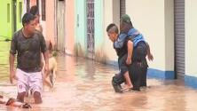 Más de 13,000 damnificados, casas destruidas y calles inundadas: los estragos de las lluvias en Perú