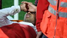 Nueva baja en el Madrid: Rodrygo sufre una lesión muscular