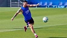 Messi podrá entrenar con el Barcelona y te decimos el porqué...
