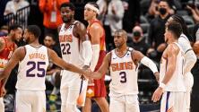 Suns arrasan con los Nuggets