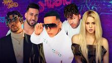 La bachata, el pop y el reggaetón han hecho de estos artistas los más ganadores de Premios Juventud