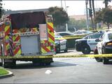 Mujer muere baleada por su expareja y luego él se dispara en las afueras de un centro comercial