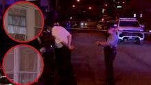 Violencia en Filadelfia: una bala entra por la ventana hiriendo a una mujer hispana en su habitación