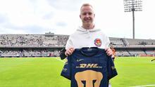 Mazepin, de Fórmula 1, visita CU para ver el Pumas-FC Bravos