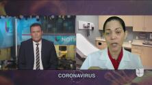Florida es el estado con mayor número de contagios de coronavirus en EEUU
