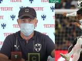 Funes Mori podría perderse el juego de Rayados ante Xolos