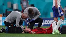Timothy Castagne queda fuera de la Euro 2020 por doble fractura
