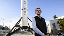Esta noche viaja al espacio la nueva misión de SpaceX, en ella va un exestudiante de Nueva Jersey y una sobreviviente de cáncer