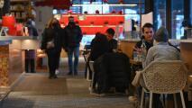 Restaurantes en Nueva York unen esfuerzos para incentivar la vacunación contra el coronavirus