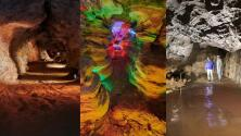 ¡Son una maravilla! Conoce las cavernas más impresionantes de Pensilvania