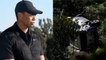 Fracturas en las piernas y un tobillo destrozado: lo que se sabe de las lesiones de Tiger Woods tras accidente