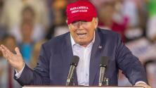 El polémico ascenso de Donald Trump
