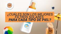 Café Dato: Cuáles son los mejores filtros solares para cada tipo de piel