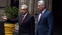 No merman las críticas contra AMLO por invitar como orador a Díaz-Canel durante los festejos de independencia