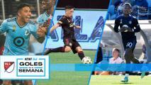 Golazos de la Fecha: Ezequiel Barco como en sus mejores tiempos levanta al Atlanta United