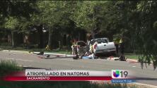 Jardinero fallece atropellado mientras trabajaba en Natoma