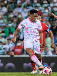 Santos y Toluca empataron 2-2 en el TSM.