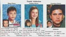 La policía de Ontario busca a dos niños secuestrados por su padre hace 10 años