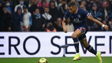 Kylian Mbappé está enfermo y no jugará con el PSG