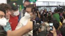¡Un caos! Ochoa y Lainez sufrieron la llegada a México con el Bronce