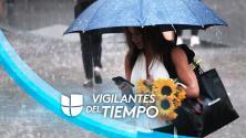 No guardes el paraguas: continuarán las lluvias durante la tarde de este martes en Miami