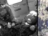 Captan en video el rescate aéreo de un inmigrante en la montañas de Baboquivari en Arizona