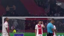 Resumen del partido Ajax vs Borussia Dortmund