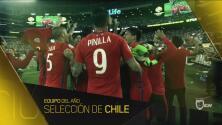 La Selección de Chile es el Equipo del Año