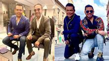 📸 Junto a Marco Antonio Solís y Larry Hernández, Raúl Brindis conoció la magia de Michoacán