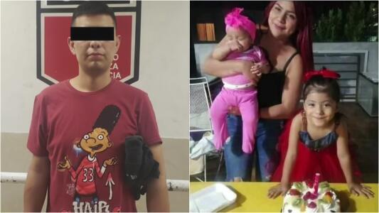 Un hombre confesó que asesinó a puñaladas a su esposa, a sus dos hijas, a su madre y a su padrastro