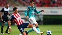 ¡Velo en TUDN! León y Chivas jugarán amistoso a puerta cerrada