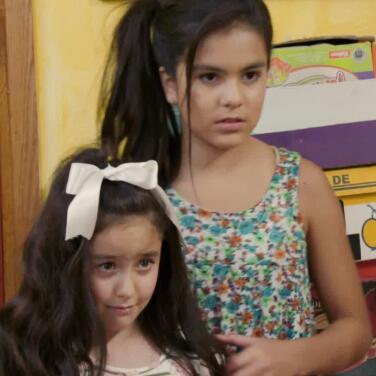 El destino no quiso que dos hermanas permanecieran juntas