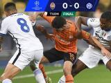 Shakhtar dominó al Inter, no supo concretar y su rezagan en Grupo D