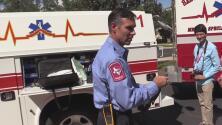 Bomberos de San Antonio podrán realizar transfusiones en caso de emergencias