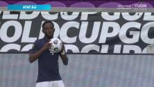 Resumen del partido Costa Rica vs Jamaica