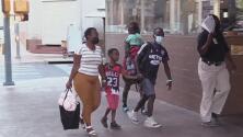 Disminuye el flujo de inmigrantes haitianos que pasa por San Antonio