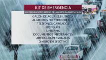 Esto debe tener tu kit de emergencia en caso de un desastre natural