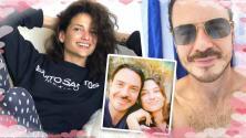 """""""No es secreto"""": Natalia Jiménez confirma romance con uno de sus managers tras su reciente divorcio"""