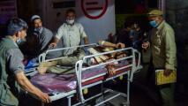Talibanes dicen que la presencia de fuerzas extranjeras motivó los ataques en Kabul