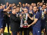 Sin Raúl Gudiño, el APOEL ganó su sexto campeonato de liga